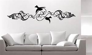 Wandtattoo Wohnideen für alle Räume im Haus WANDTATTOO DE