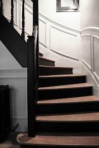 les 25 meilleures idees de la categorie deco cage escalier With peindre les contremarches d un escalier en bois 8 relooker un escalier avec un petit budget deconome