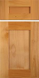 Shaker Style Cabinet Doors in Alder - Traditional