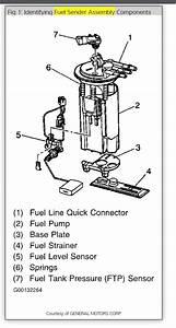 Replace A Fuel Pump  Engine Mechanical Problem 6 Cyl Front