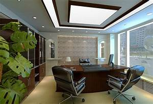 Interior decoration of office for Decoration of office