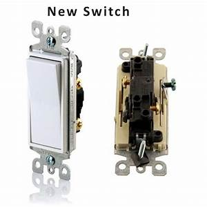 Manufactured Home Light Switch Replacement