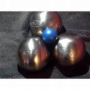 Boule De Petanque Inox : boule de p tanque obut atx ~ Premium-room.com Idées de Décoration