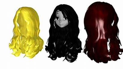 Mmd Hair Dl Curly Deviantart Parts 3dcg