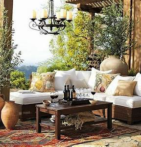 schoner garten und toller balkon gestalten ideen und With französischer balkon mit garten sitzecke holz