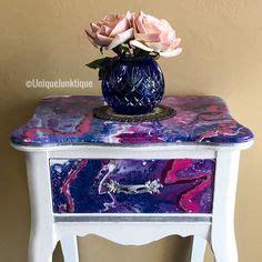 acrylic pour acrylic pouring acrylic pour  dresser