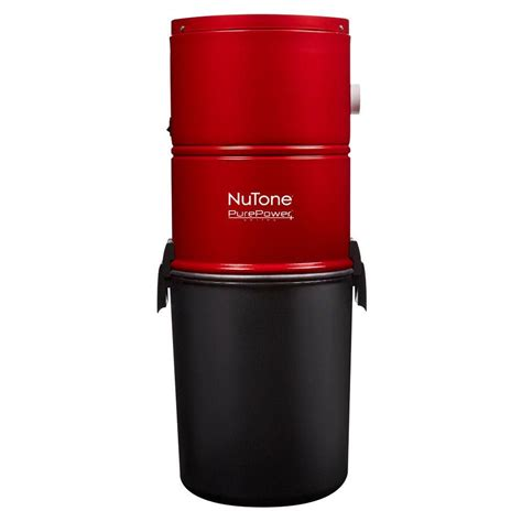 Central Vaccum by Nutone Purepower 500 Aw Central Vacuum System Power Unit
