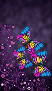 Beautiful Colorful Butterfly U2019s    Ud83e Udd8b