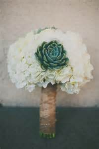 diy bridal bouquet diy wedding flowers pulling a succulent into your bridal