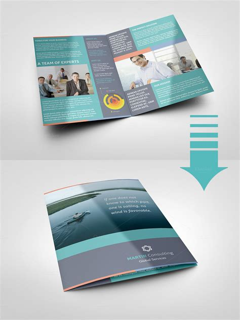 A5 Half Fold Brochure 4 Pages Brochure Templates A5 Half Fold Brochure 4 Pages Brochure Templates On