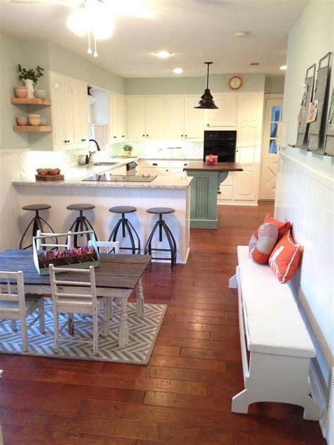 fixer upper fixer upper kitchen farmhouse style kitchen