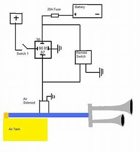 File  Air Horn Pressure Switch Wiring Diagram