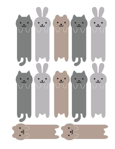 marque page animaux marque page animaux datas comemorativas coisas de