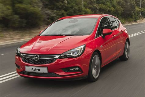 Opel Astra (2016) First Drive - Cars.co.za