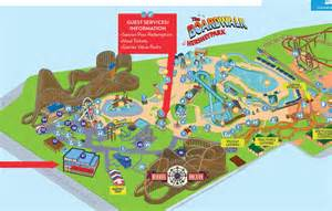 map hersheypark