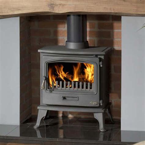 Electric Wood Burner by Gallery Tiger Clean Burn Defra Wood Burning Stove