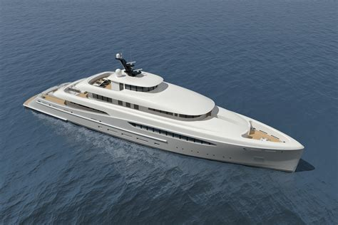 55m Luxury Yacht Project Overture By Nick Mezas Yacht