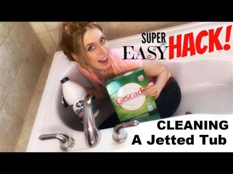 how to clean a whirlpool tub how to clean a jet tub speed cleaning my house