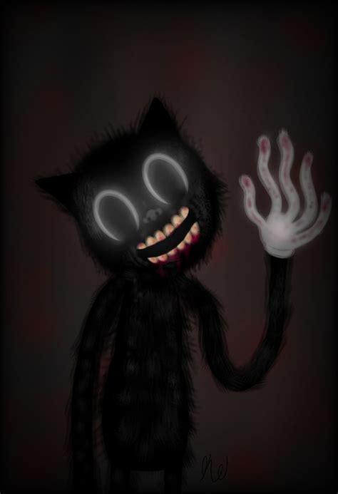 cartoon cat art   im super proud