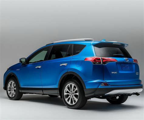 2017 Toyota Rav4 Release Date, Redesign And Pictures