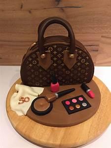 Louis Vuitton Handtasche : lv louis vuitton tasche motiv torte kosmetik handtasche ~ Watch28wear.com Haus und Dekorationen