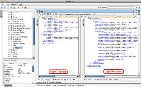 dev test and debug salesforce web services with soapui