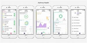 Asthma Health App For Iphone Offers Valuable Features And Insights For Patients  Doctors