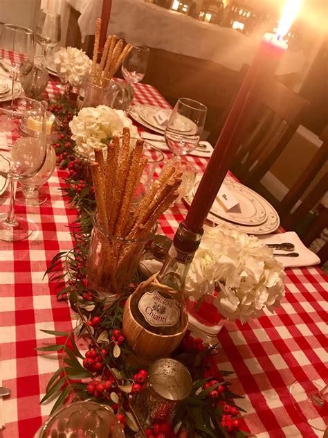 Decorating Ideas Italian by Italian Dinner Table Decor Auction In 2019