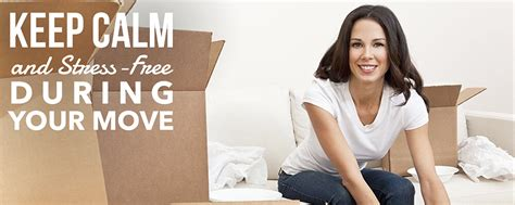 moving is stressful keep calm and stress free during your move