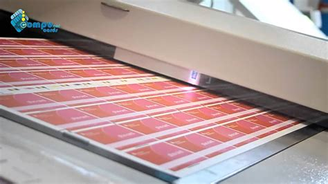Check spelling or type a new query. Plastic card production - Printing process - PVC cards - YouTube