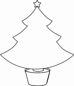 clipart christmas tree outline - Google Search   mdiy ...