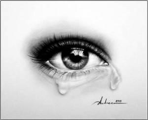 Tears In Eyes Drawing | www.pixshark.com - Images ...