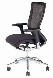 Fauteuil De Bureau Ergonomique Confortable Filet Vesinet