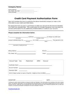 credit card payment form fbi  template australia html
