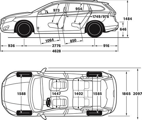 dimension sketch volvo  volvo car group global media