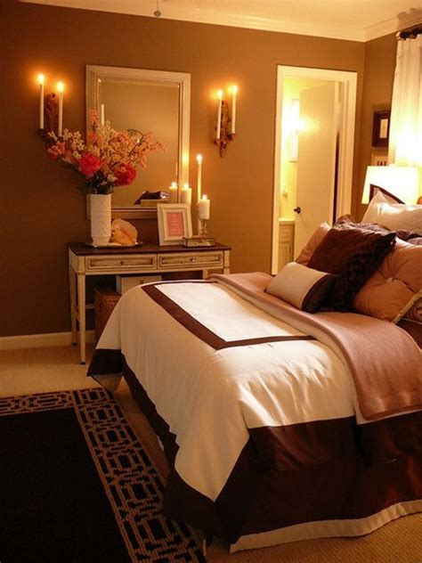 cute romantic bedroom ideas  couples