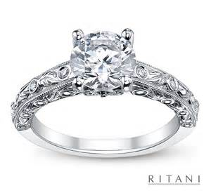 ritani engagement ring friday bling from ritani robbins brothers engagement rings proposals weddings
