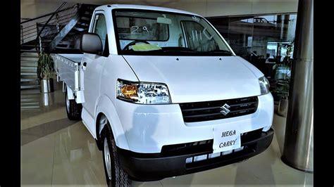 Review Suzuki Mega Carry by 2018 Suzuki Mega Carry Xtra 1 5 Ravi Alternative