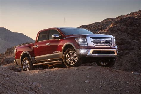 nissan titan   tech updated  engine