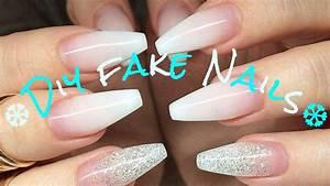 Diy Fake Nails ... Fake Nails