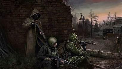 Tarkov Escape Wallpapers Backgrounds