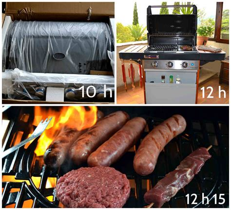 barbecue gaz recette cuisine