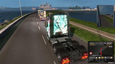 euro truck simulator  scandinavia dlc gameplay p youtube