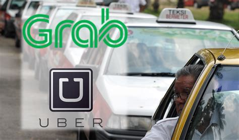 M'sian Cabinet Gives Official Green Light To Uber And Grab