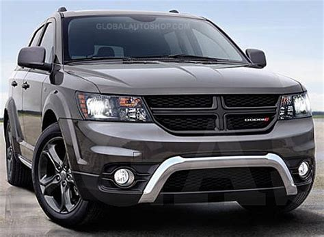 Dodge Journey Chrome Grill, Custom Grille, Grill Inserts