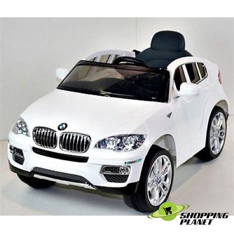 car price bmw x6 12volt chargeable battery car for shopping