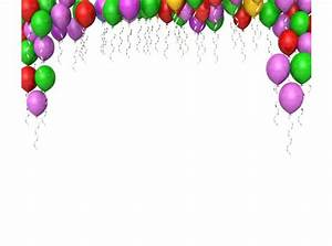 Chart Ideas For Powerpoint 0914 Colorful Balloons For Decoration Of Birthday Party