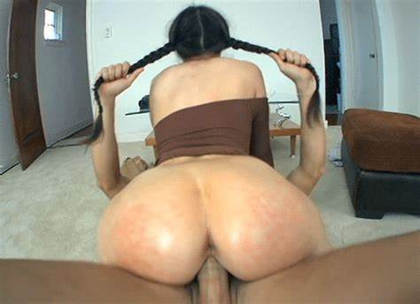 Pigtails Cutie With Massive Round Asses Pounded In Mff
