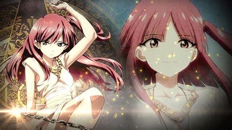 Magi Anime Wallpaper - magi the labyrinth of magic the labyrinth of magic magi