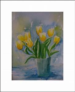 Aquarell Malen Blumen : 60 besten blumenaquarelle bilder auf pinterest ~ Articles-book.com Haus und Dekorationen
